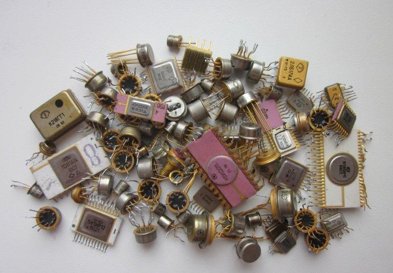Танталовые конденсаторы импортные скупка цена